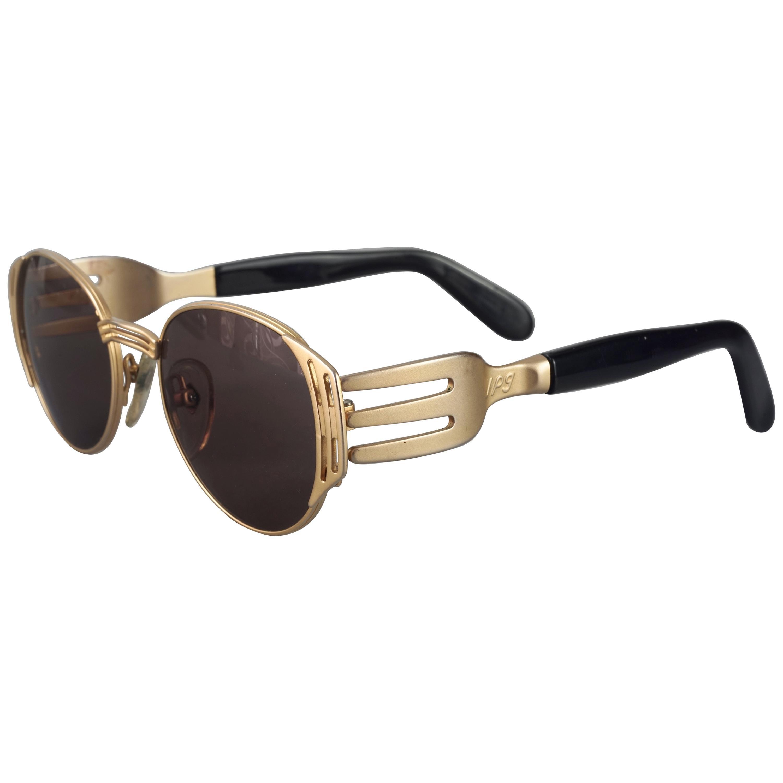 Vintage JEAN PAUL GAULTIER Fork Novelty Sunglasses