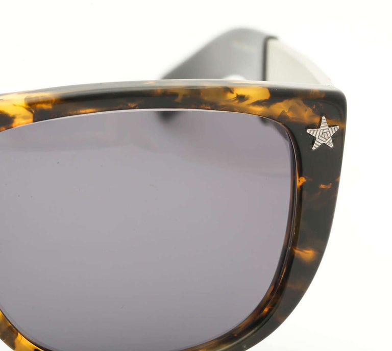 Vintage Jean Paul Gaultier Sunglasses 56-8272 In Excellent Condition In Chicago, IL