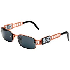 Vintage Jean Paul Gaultier Sunglasses 58-6103