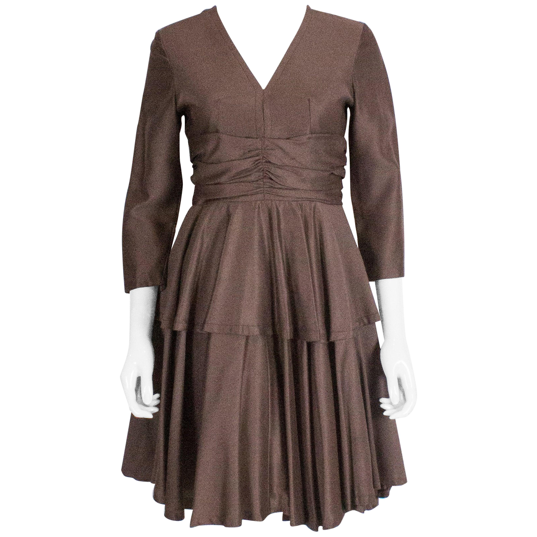 Vintage Jean Varon Cocktail Dress