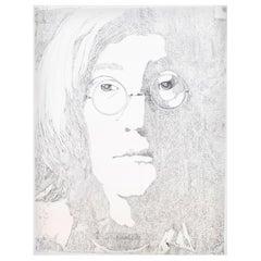 Vintage John Lennon Poster