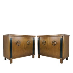Vintage Johnson Furniture Chests/Night Stands