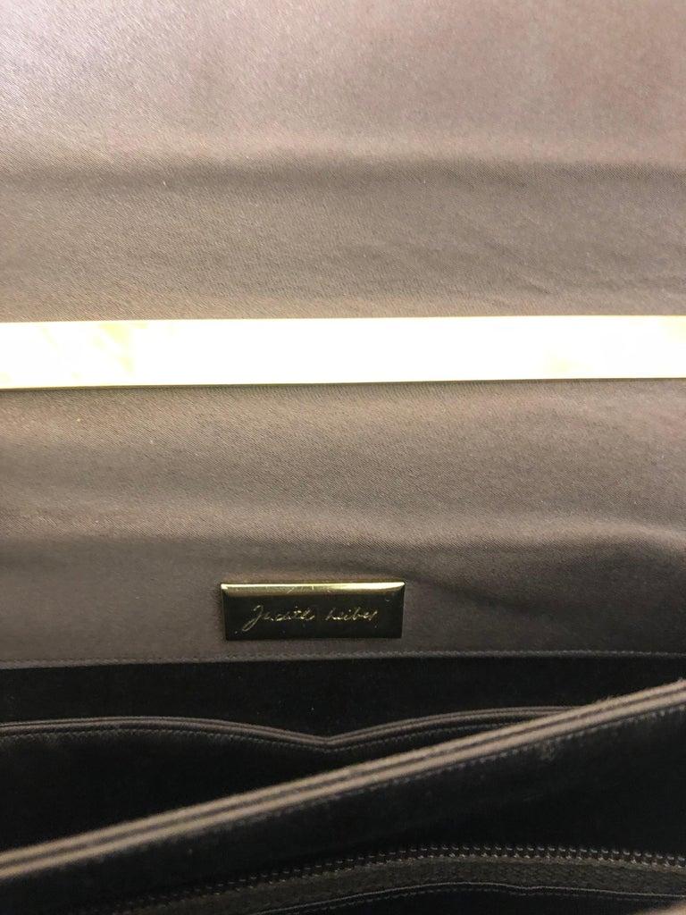 Vintage Judith Leiber Snakeskin Handbag for Saks Fifth Avenue Two Ways For Sale 2