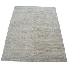 Vintage Kalaty Royal Manner Derbyshire 100% Wool Area Rug Carpet India