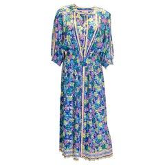 Vintage Kanga Summer Dress