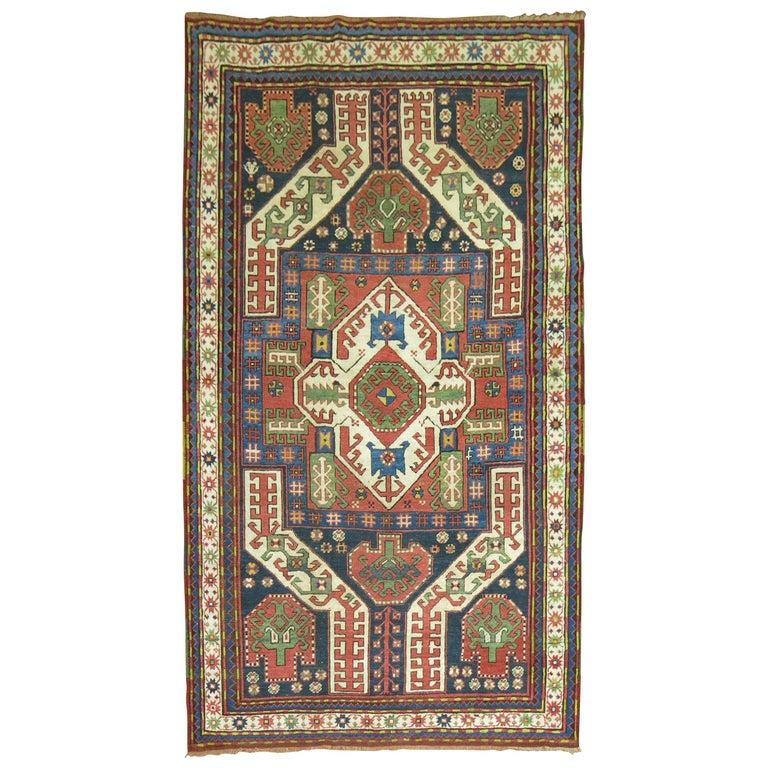 Vintage Kazak Rug For Sale