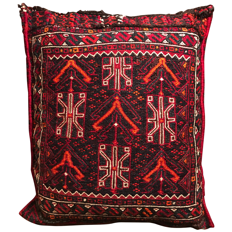 Vintage Kelim Camel Bag Cushions