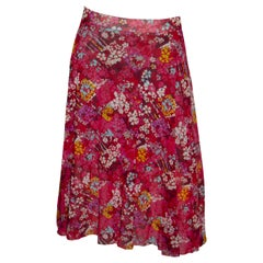 Vintage Kenzo Paris Summer Skirt