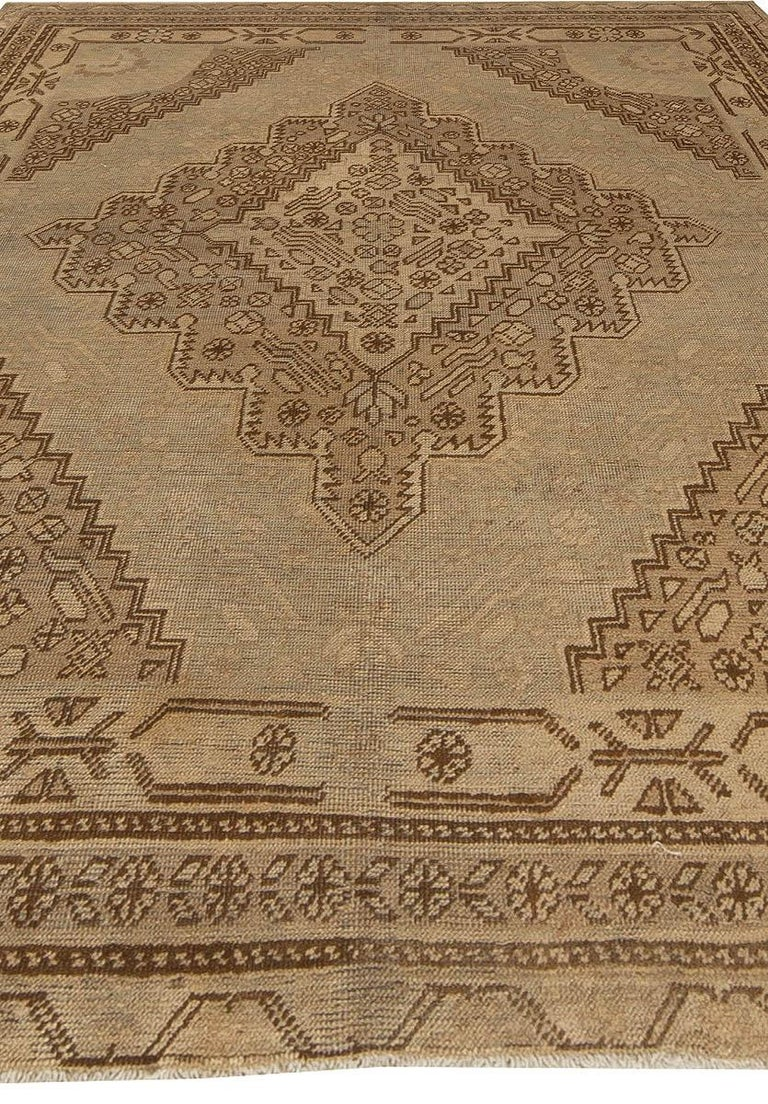 Central Asian Vintage Khotan 'Samarkand' Rug For Sale