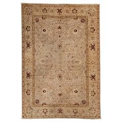Vintage Beige Rug Carpet