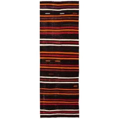 Vintage Kilim Wool Runner