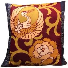Vintage Kimono Cushions Set of 4