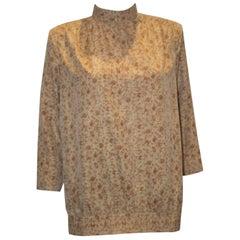 Vintage Kossak Style Blouse