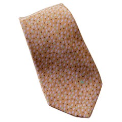 Vintage Krizia 100% silk elegant and refined tie