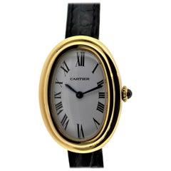 Vintage Cartier Paris Baignoire Watch