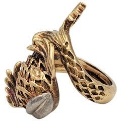 Vintage Lalaounis 18 Karat Gold Ring