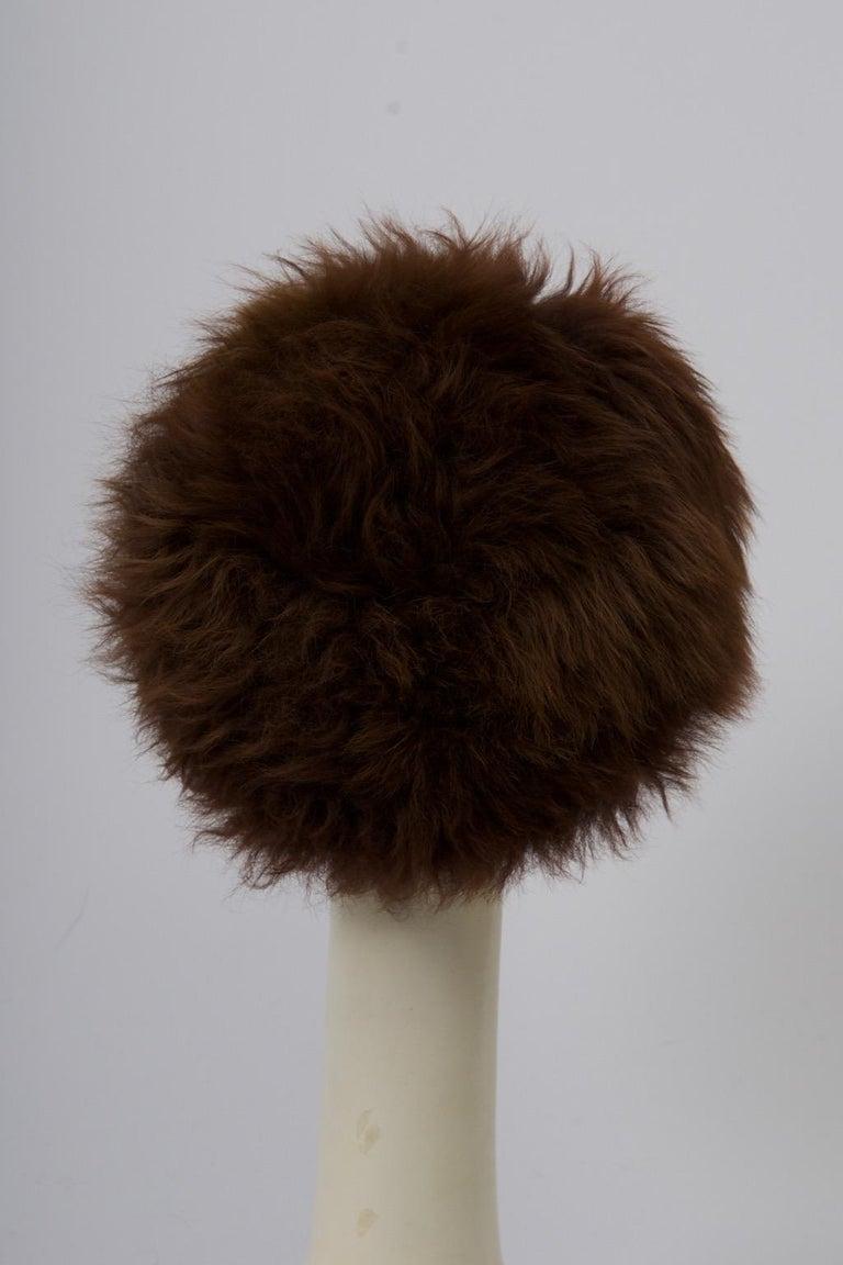 Women's Vintage Lamb Hat For Sale