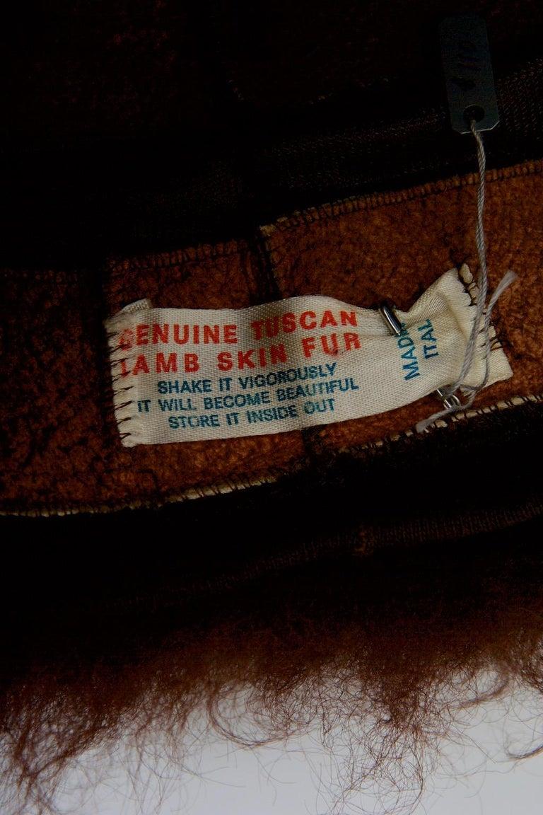 Vintage Lamb Hat For Sale 3