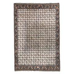 Vintage Large Decorative Moroccan Rug