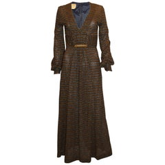 Vintage Laura Lee London Gown