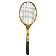 Vintage Lawn Tennis Racket, FH Ayres