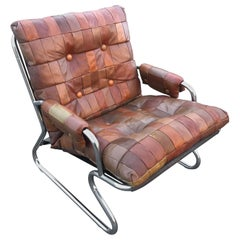 Vintage Leather Chair from 1970s