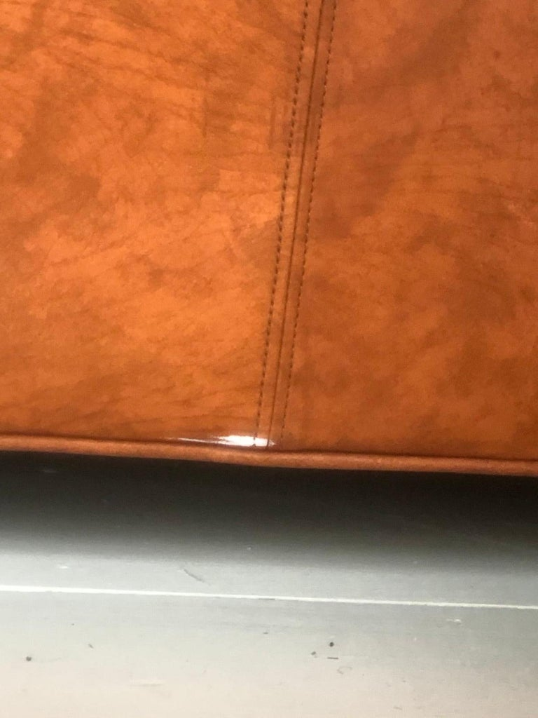 Vintage Leather Chesterfield For Sale 3
