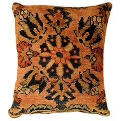 Vintage Lilihan Oriental Rug Pillow