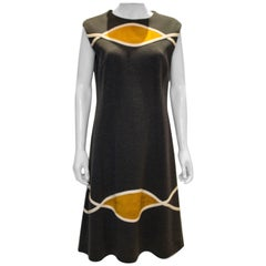 Vintage Lilli Ann Knit Jersey Dress and Matching Coat