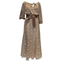 Vintage Lilli Diamond 1970s Dress