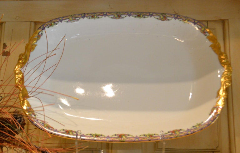 Vintage Limoges Dinnerware 73 Pieces For Sale 1
