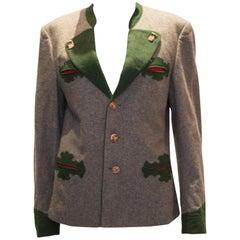 Vintage Loden Jacket