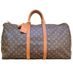 Vintage Louis Vuitton Duffle Bag