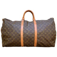 Vintage Louis Vuitton Duffle Bag