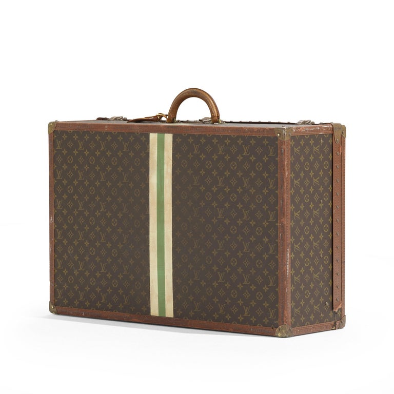 Louis Vuitton Malletier, now operating under the luxury conglomerate LVMH, was founded by Louis Vuitton in 1854 on Rue Neuve des Capucines in Paris, France. Today, Louis Vuitton offers a plethora of luggage pieces in countless combinations of
