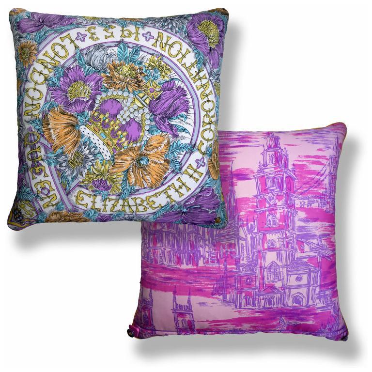 Mid-Century Modern Vintage Luxury Cushions