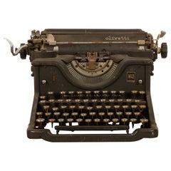 Vintage M40 Typewriter from Olivetti, 1940s