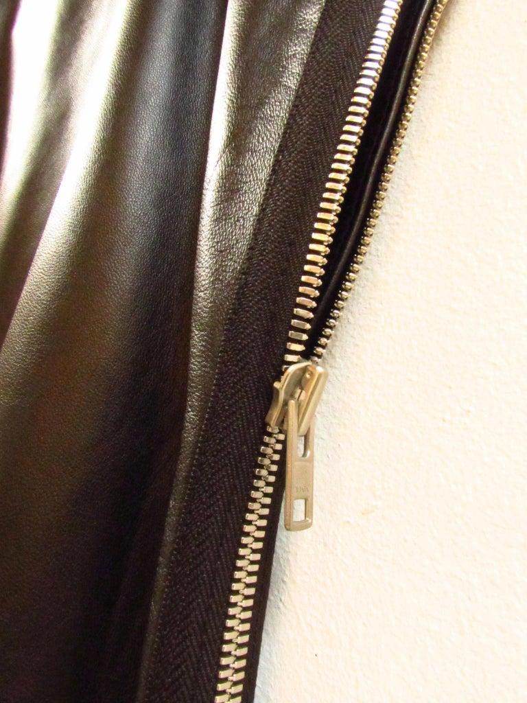 Black Vintage Maison Martin Margiela Short Dress   For Sale