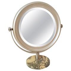 Vintage Make Up Mirror, Italy