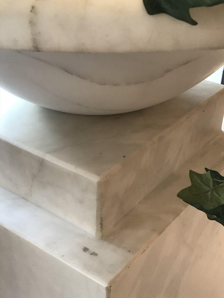 Mid-Century Modern Vintage Marble Columns at Cost Price For Sale