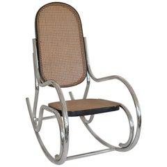 Vintage Marcel Breuer Style Rocking Chair