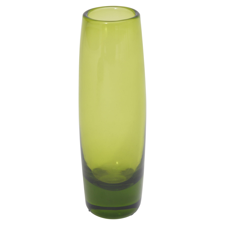 Vintage Maygreen Vase by Per Lütken for Holmegaard
