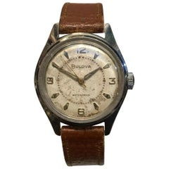 Vintage Mechanical Bulova Wristwatch, circa 1950s
