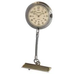 Vintage Mechanical Nurse's Watch