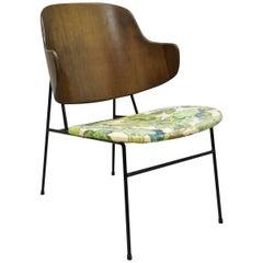 Vintage Midcentury Danish Modern Ib Kofod Larsen Selig Penguin Chair