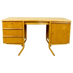 Vintage Midcentury EB04 writing desk by Cees Braakman for Pastoe, 1950s