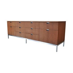 Vintage Mid Century Florence Knoll Credenza