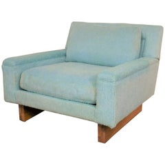 Vintage Mid-Century Modern Club Lounge Chair by Flair Division for Bernhardt