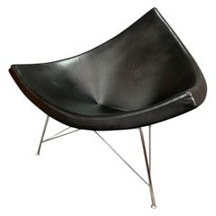 """Vintage Mid-Century Modern """"Coconut"""" Chair by George Mulhauser for Herman Miller"""