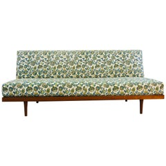 Vintage Mid-Century Modern Daybed Sofa
